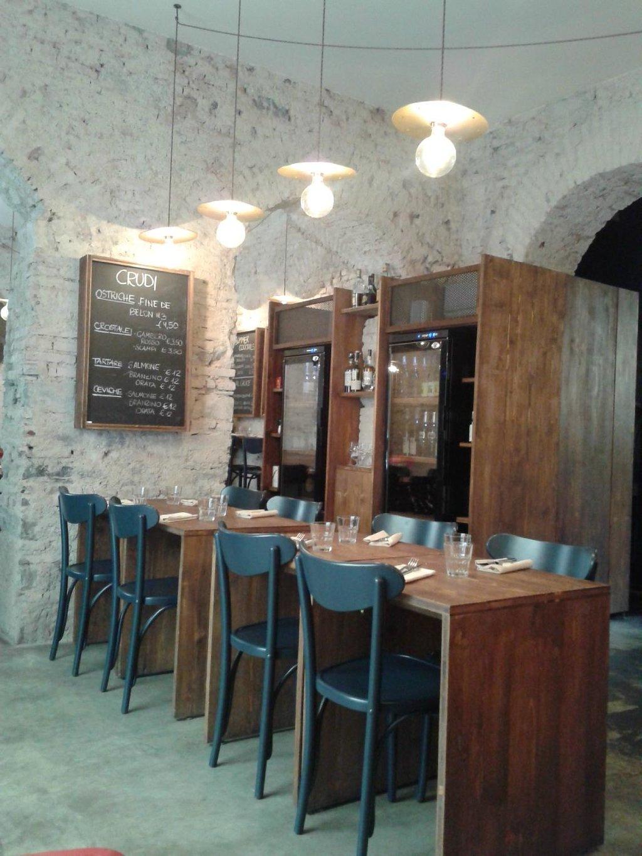 FISHBAR DE MILAN Via Montebello 7