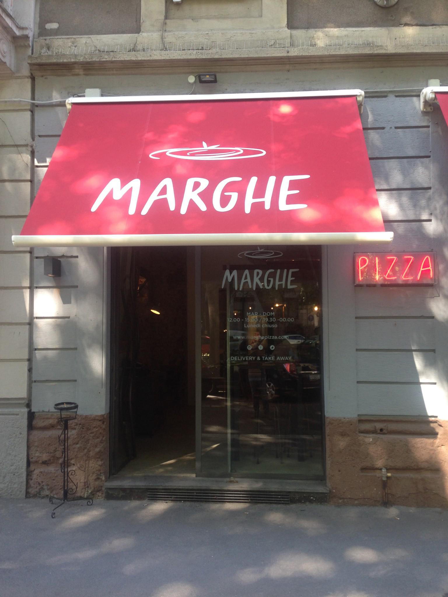 PIZZERIA MARGHE Via Cadore 26
